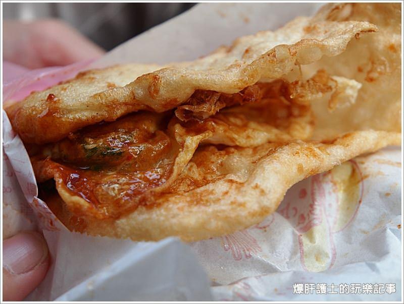 【宜蘭頭城】阿公蔥油餅 金黃酥脆蔥好多 - nurseilife.cc