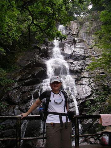 夏日避暑好去處--青山瀑布 - nurseilife.cc