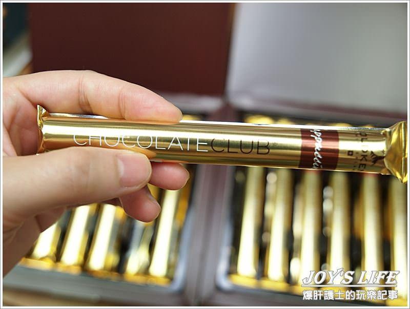 好吃的巧克力GOLDKENN CHOCOLATE CLUB - nurseilife.cc