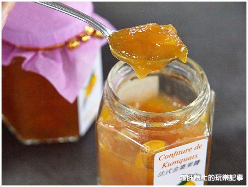 【宜蘭季節限定伴手禮】日照果園有機法式金棗果醬 酸酸甜甜的農家美味 - nurseilife.cc