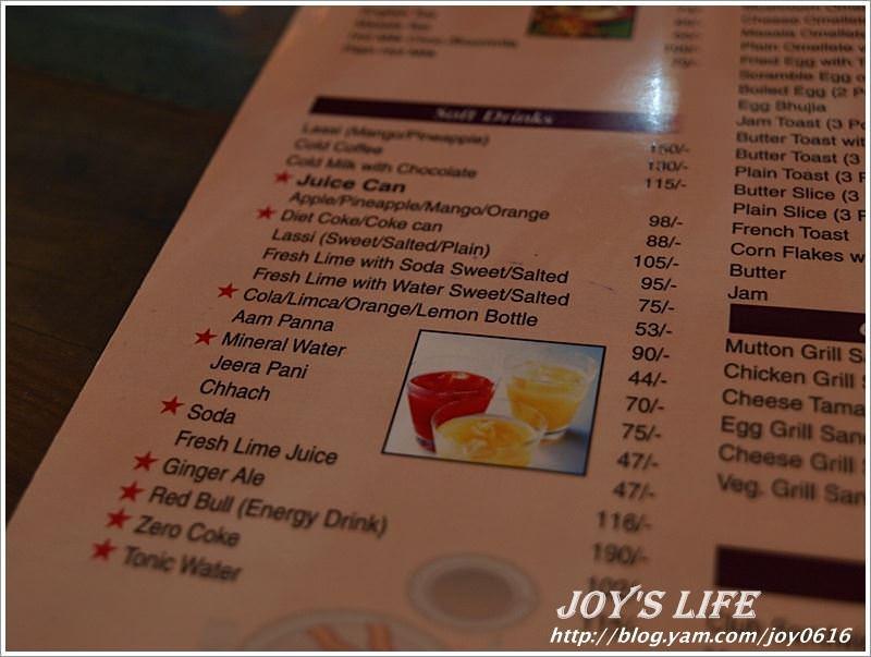 【印度】NEW MAHARAJA MOTEL 公路休息站餐廳 - nurseilife.cc