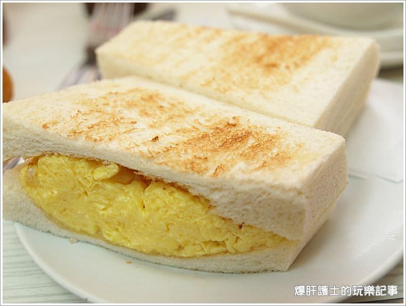 【香港佐敦】澳洲牛乳公司 全香港最好吃的雞蛋三明治@佐敦站C2出口3分鐘 - nurseilife.cc