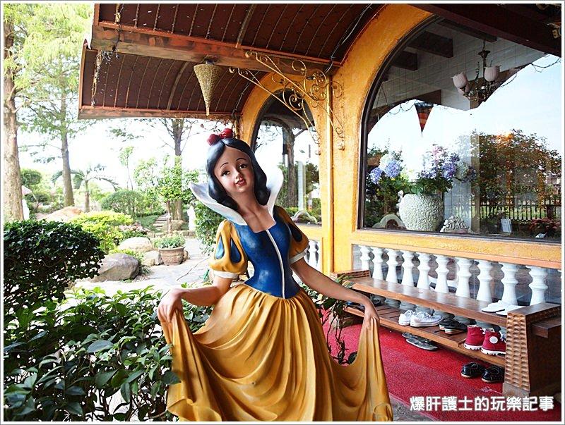 【宜蘭住宿】芯園夢中城堡 公主變裝秀笑到噴倒 - nurseilife.cc