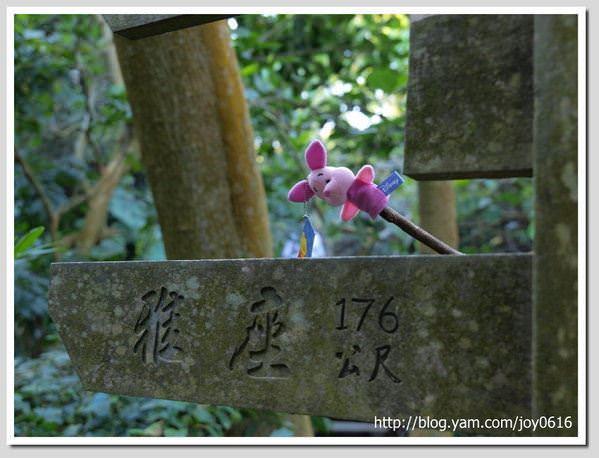 【高雄】小豬遊柴山 - nurseilife.cc