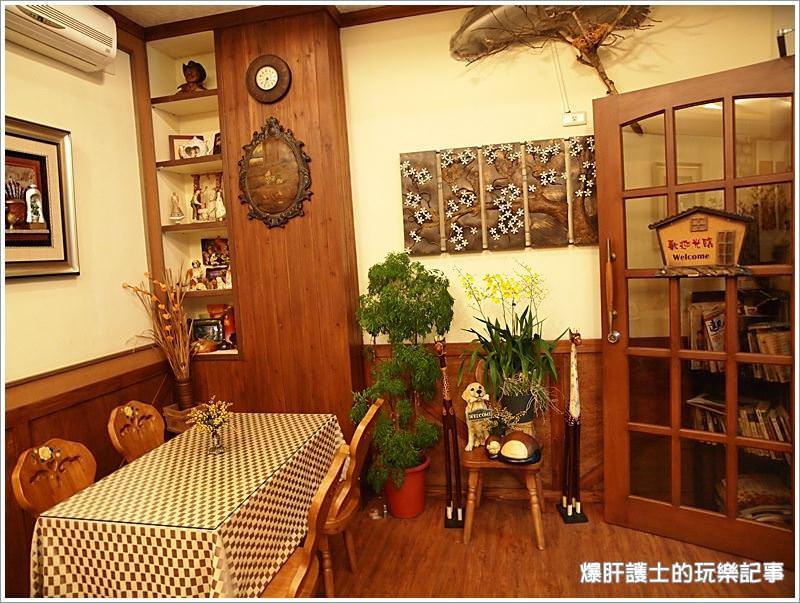 【宜蘭 礁溪】小木屋 藏身住宅區的優質咖啡館 - nurseilife.cc
