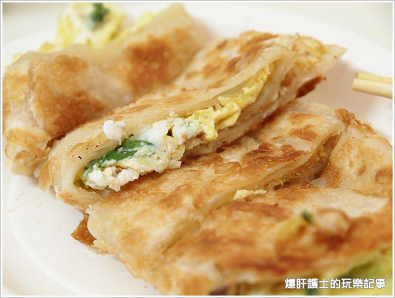 【石牌早餐】酥香蛋餅+香綿花生湯 早餐這樣吃就對了! 石牌無名早餐店 - nurseilife.cc