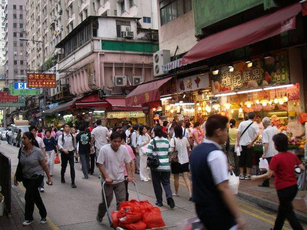 香港大暴走 Day 1-3銅鑼灣,陳浩南的地盤 - nurseilife.cc