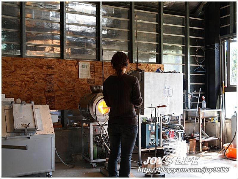 【花蓮】融入靈魂氣息的吹玻璃,玻璃工房。 - nurseilife.cc