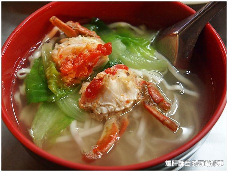 【基隆美食】在地人推薦美味蟹麵-基隆小A - nurseilife.cc