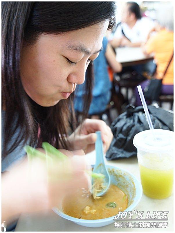 【沙巴亞庇】好吃的叻沙,怡豐茶室。 - nurseilife.cc