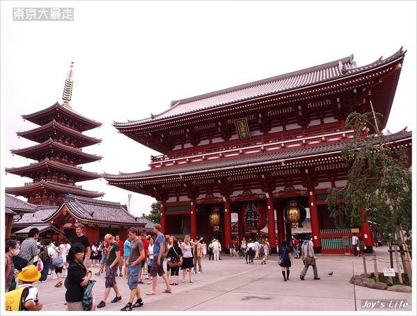 【東京】淺草寺及周邊瞎逛 - nurseilife.cc