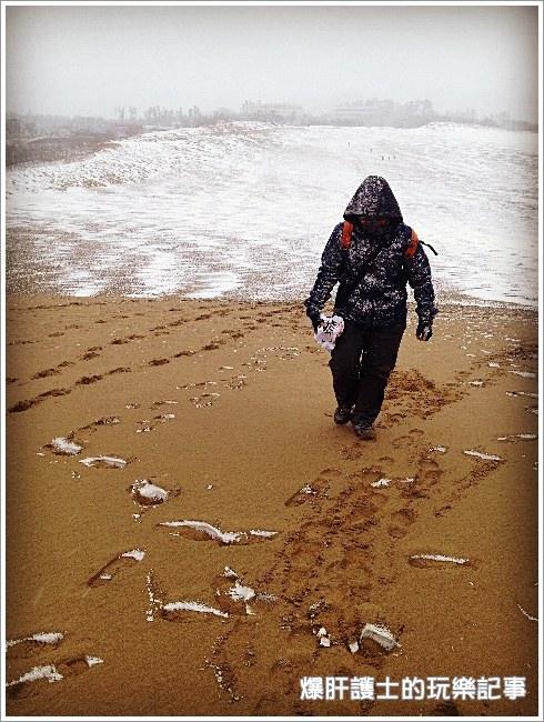 【日本】雪の鳥取砂丘 隱藏在砂洲的愛心 只有戀人才看的到的求婚密碼 - nurseilife.cc