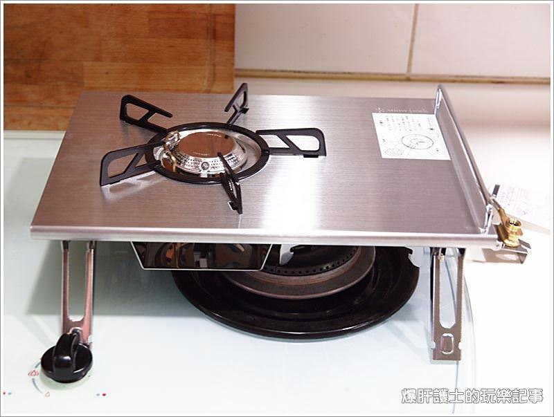 荷蘭鍋戶外料理的好幫手@Snow Peak GS-400單口瓦斯爐 - nurseilife.cc