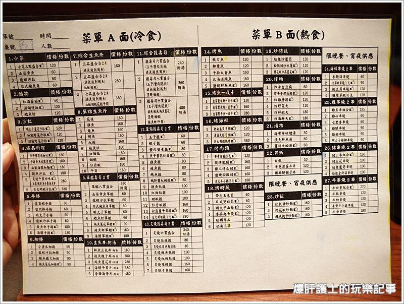 【台北公館】狗一下居食酒屋 馬辣集團旗下平價日式料理 - nurseilife.cc